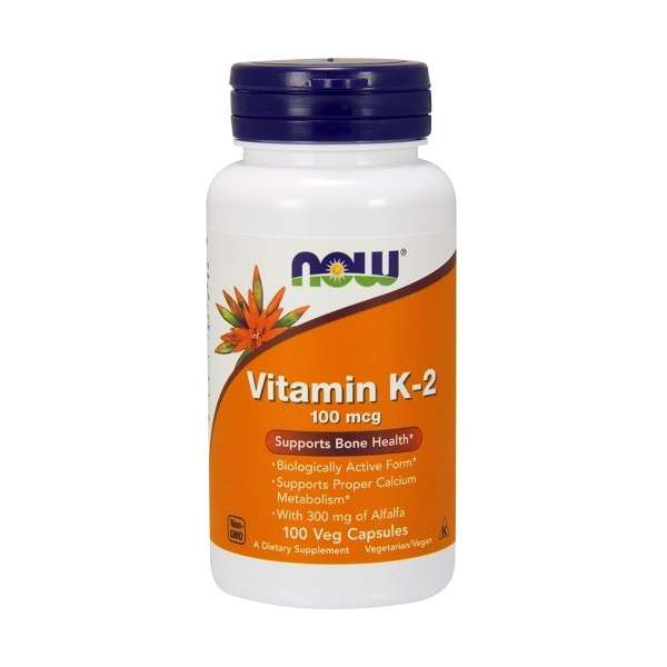 Vitamine K-2 Now Foods