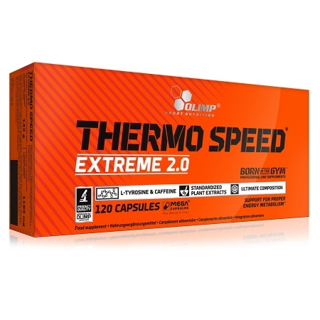 Thermo Speed Extreme 2.0 Mega Caps