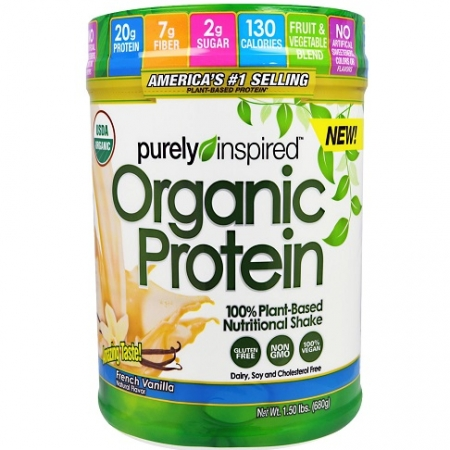 100% Plant Based Protein