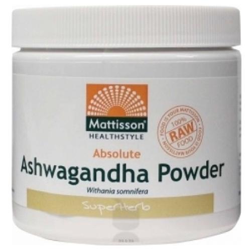 Absolute Ashwagandha Poeder 200gr