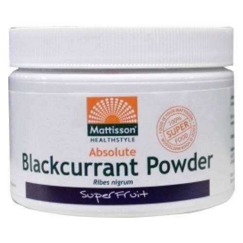 Absolute Blackcurrant Poeder 125gr