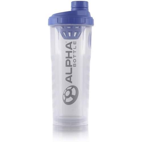 Afbeelding van Alpha Bottle 1000ml 1000ml Blue