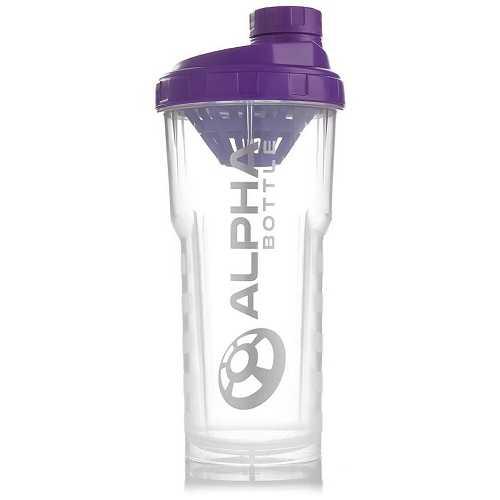 Afbeelding van Alpha Bottle 750ml Purple