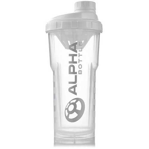 Afbeelding van Alpha Bottle 750ml White