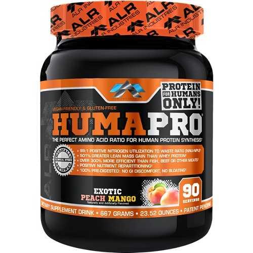 Afbeelding van HumaPro 667gr Exotic Peach Mango