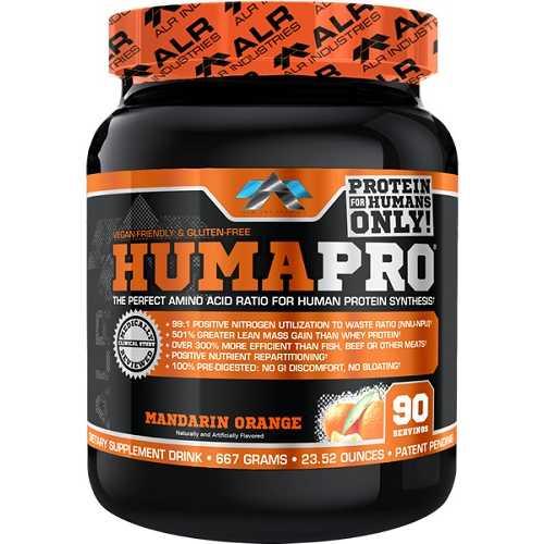 Afbeelding van HumaPro 667gr Orange
