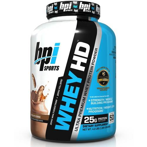 Whey-HD 21servings Chocolate Cookie