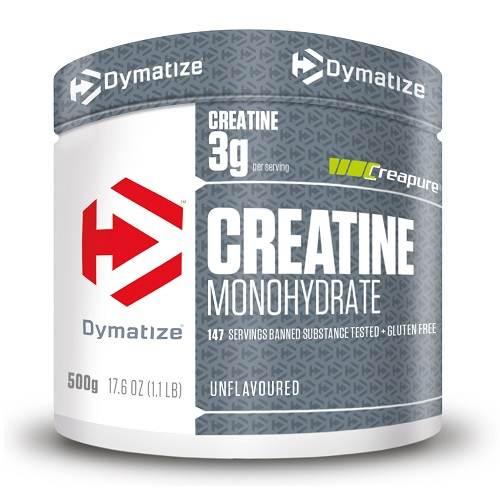 Creatine Monohydrate Dymatize 500gr