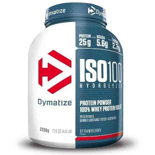 ISO-100 2200gr Aardbei