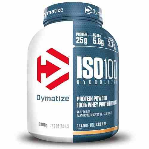 ISO-100 2200gr Orange
