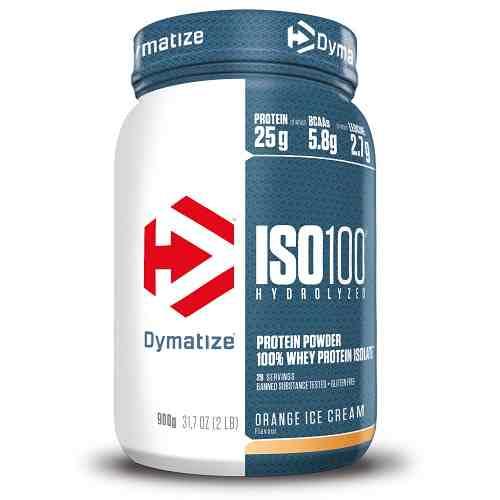 ISO-100 900gr Orange