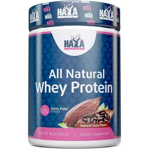 Whey Protein All Natural 454gr