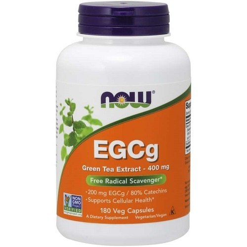EGCg Green Tea Extract 180v-caps