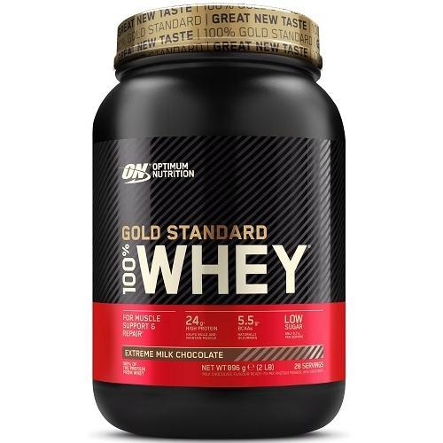 100% Whey Gold Standard 908gr Extreme Milk Chocolade