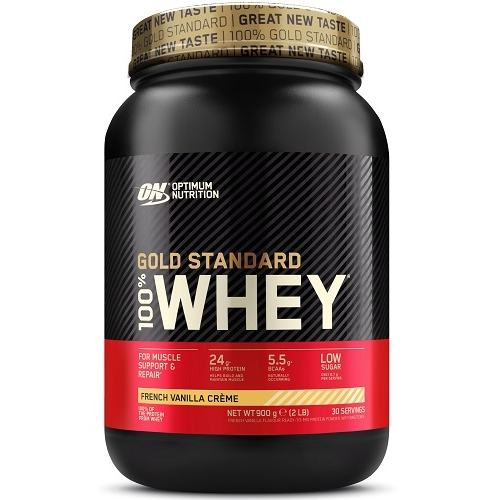 100% Whey Gold Standard 908gr French Vanille