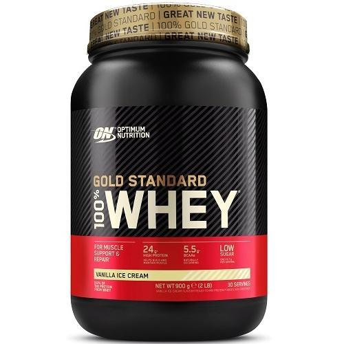 100% Whey Gold Standard 908gr Vanille