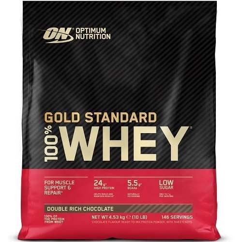 100% Whey Gold Standard 4540gr Chocolade