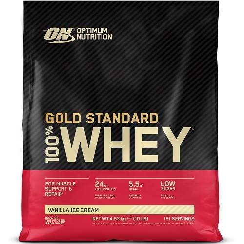 100% Whey Gold Standard 4540gr Vanille