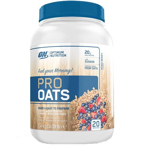 Protein Oats 1400gr Berries