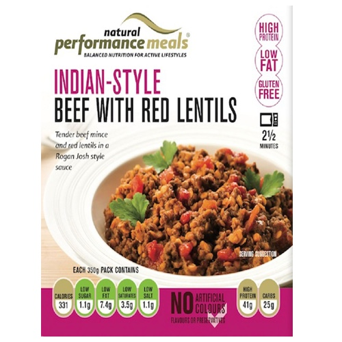 Performance Meals 1 maaltijd Moroccan Chicken